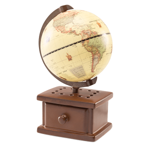 Around the World Scentsy Duftlampe