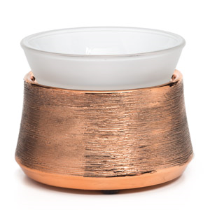 Etched Copper Scentsy Duftlampe