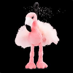 Farah der Flamingo Scentsy Buddy Clip