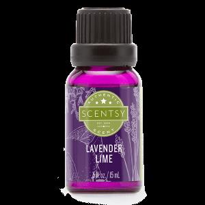 Lavender Lime Scentsy Öl