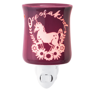 One of a Kind Scentsy Miniduftlampe