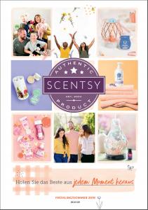 Scentsy Katalog Frühling Sommer 2019