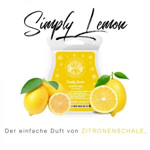 Simply Lemon Scentsy Bar