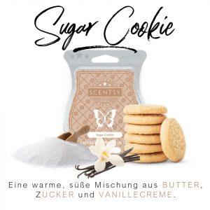 Sugar Cookie Scentsy Bar