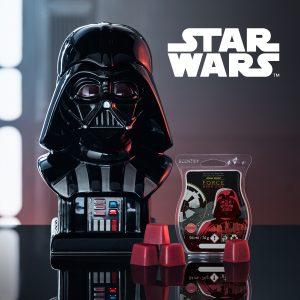 Darth Vader Scentsy Duftlampe