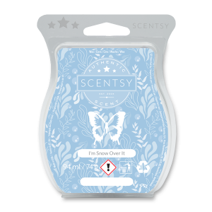 I'm Snow Over It Scentsy Bar