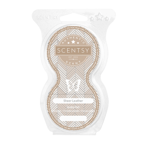 Sheer Leather Scentsy Pod