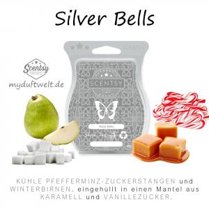 Silver Bells Scentsy Bar