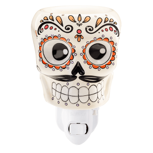Sugar Skull Scentsy Miniduftlampe