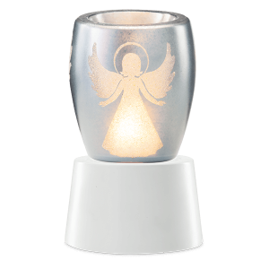Angelic Scentsy Miniduftlampe mit Unterteil