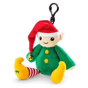 Elliot Elf Scentsy Buddy Clip