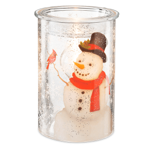 Frosted Snowman Scentsy Duftlampe