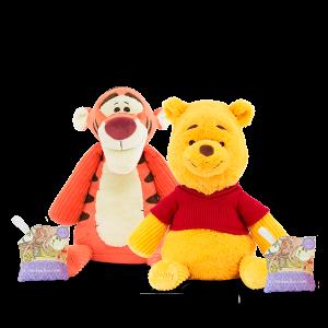 Winnie the Pooh und Tigger Scentsy Set