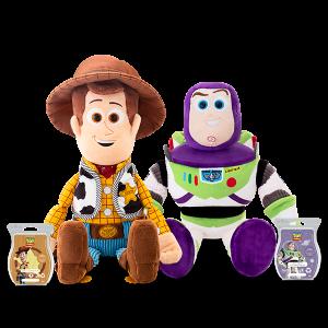 Buzz Lightyear & Woody Scentsy Set