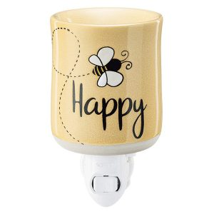 Bee Happy Scentsy Miniduftlampe