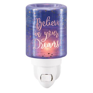 Believe in Your Dreams Scentsy Miniduftlampe
