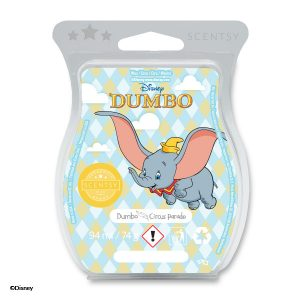 Dumbo: Circus Parade Scentsy Bar