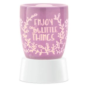 Enjoy the Little Things Scentsy Miniduftlampe mit Unterteil