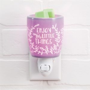 Enjoy the Little Things Scentsy Miniduftlampe