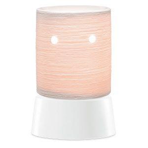 Etched Core Scentsy Miniduftlampe mit Unterteil