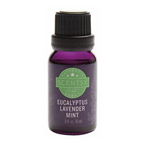 Eucalyptus Lavender Mint Scentsy Öl