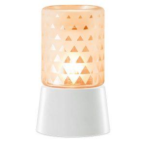 GEO Scentsy Miniduftlampe mit Unterteil