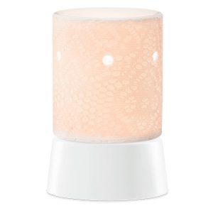 Lace Scentsy Miniduftlampe mit Unterteil