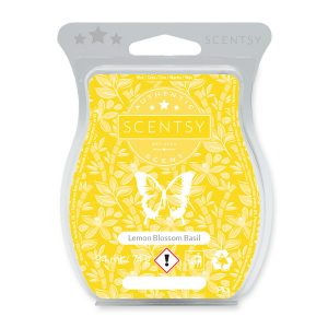 Lemon Blossom Basil Scentsy Bar