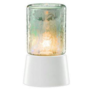 Lily Garden Scentsy Miniduftlampe mit Unterteil