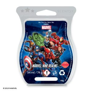 Marvel: Nine Realms Scentsy Bar