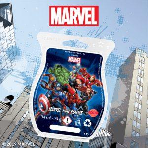 Marvel: Nine Realms Scentsy Bar