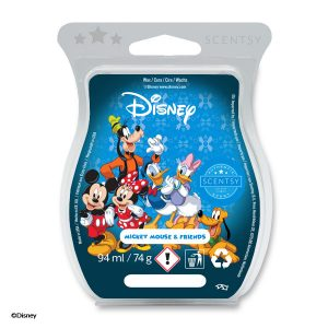 Mickey Mouse & Friends Scentsy Bar