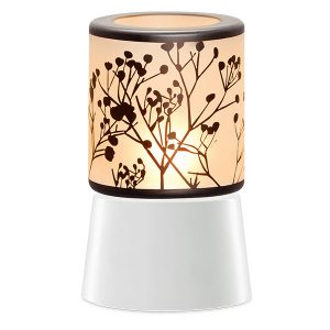 Morning Sunrise Scentsy Miniduftlampe mit Unterteil