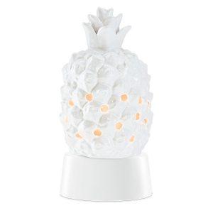 Queen Pineapple Scentsy Miniduftlampe mit Unterteil