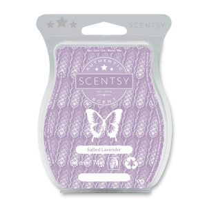 Salted Lavender Scentsy Bar