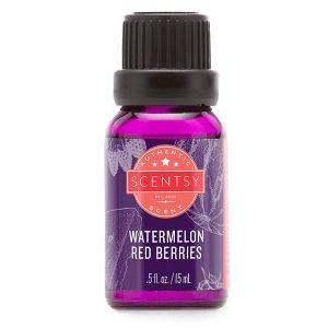 Watermelon Red Berries Scentsy Öl