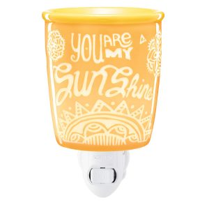 You Are My Sunshine Scentsy Miniduftlampe