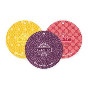 3 Scent Circles Scentsy Set
