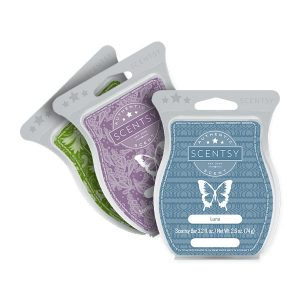 3 Scentsy Bars Scentsy Set