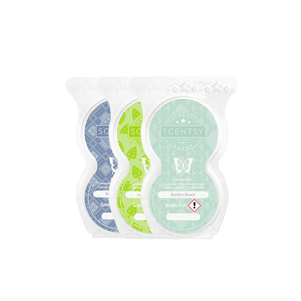 3 Scentsy Pods Scentsy Set