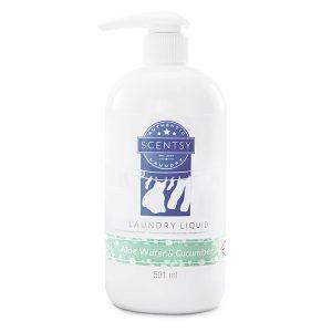 Aloe Water & Cucumber Scentsy Waschmittel Konzentrat
