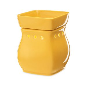 Classic Curve Gloss Mustard Scentsy Duftlampe