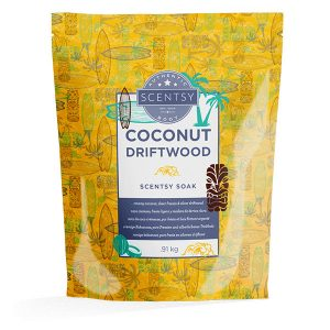 Coconut Driftwood Scentsy Badesalz