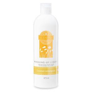 Coconut Lemongrass Scentsy Spülmittel