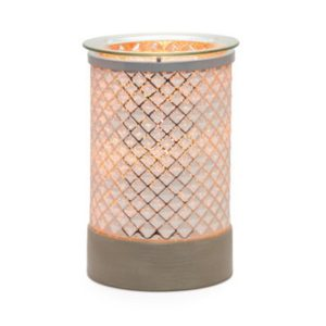 Cream Diamond Shade Scentsy Duftlampe