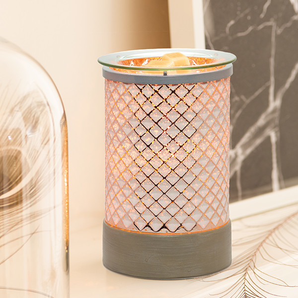 Cream Diamond Shade Scentsy Duftlampe