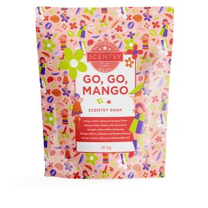 Go, Go, Mango Scentsy Badesalz