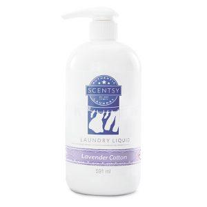 Lavender Cotton Scentsy Waschmittel Konzentrat