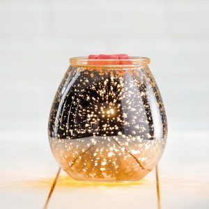 Mercury Glass Scentsy Duftlampe