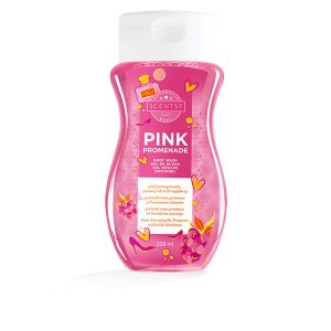 Pink Promenade Scentsy Duschgel